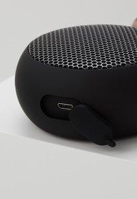 Kreafunk - AGO - Speaker - black edition/gun metal - 5