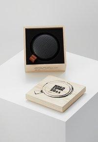 Kreafunk - AGO - Speaker - black edition/gun metal - 2
