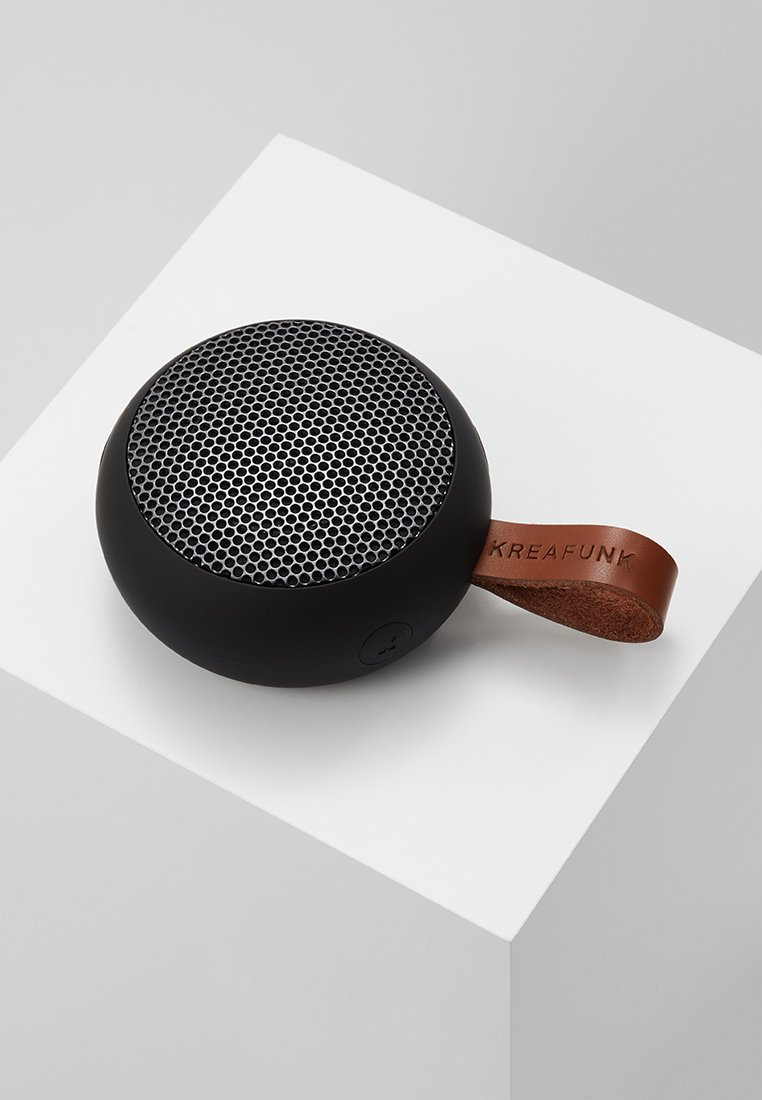 Kreafunk - AGO - Speaker - black edition/gun metal