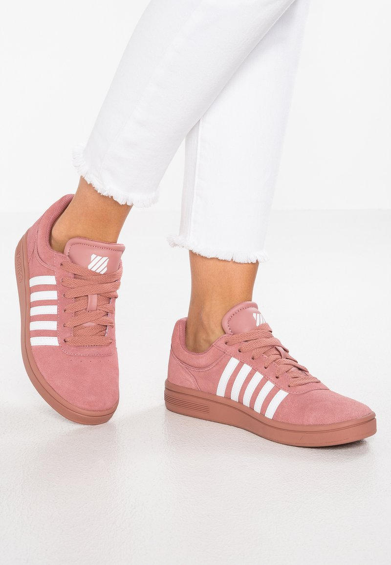 K-SWISS - COURT CHESWICK - Trainers - rose
