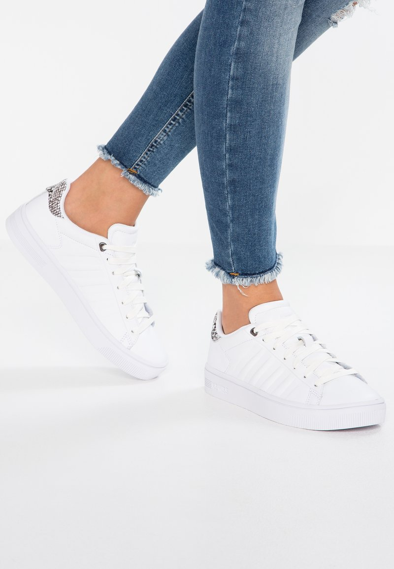 K-SWISS - COURT FRASCO - Sneakers - white
