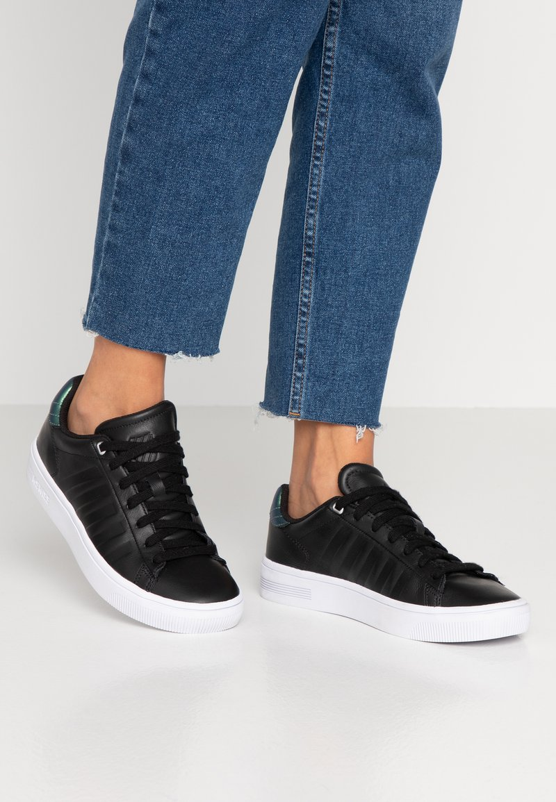 K-SWISS - COURT FRASCO - Trainers - black