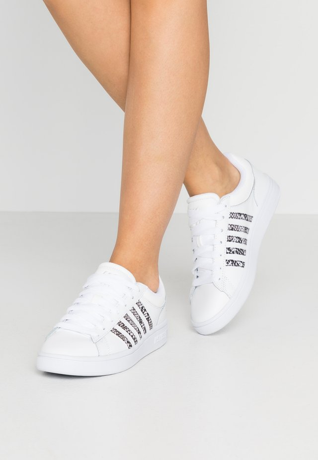 COURT WINSTON - Sneakers laag - white