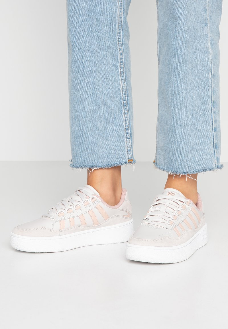 K-SWISS - SOTO - Trainers - white sand/cameo rose
