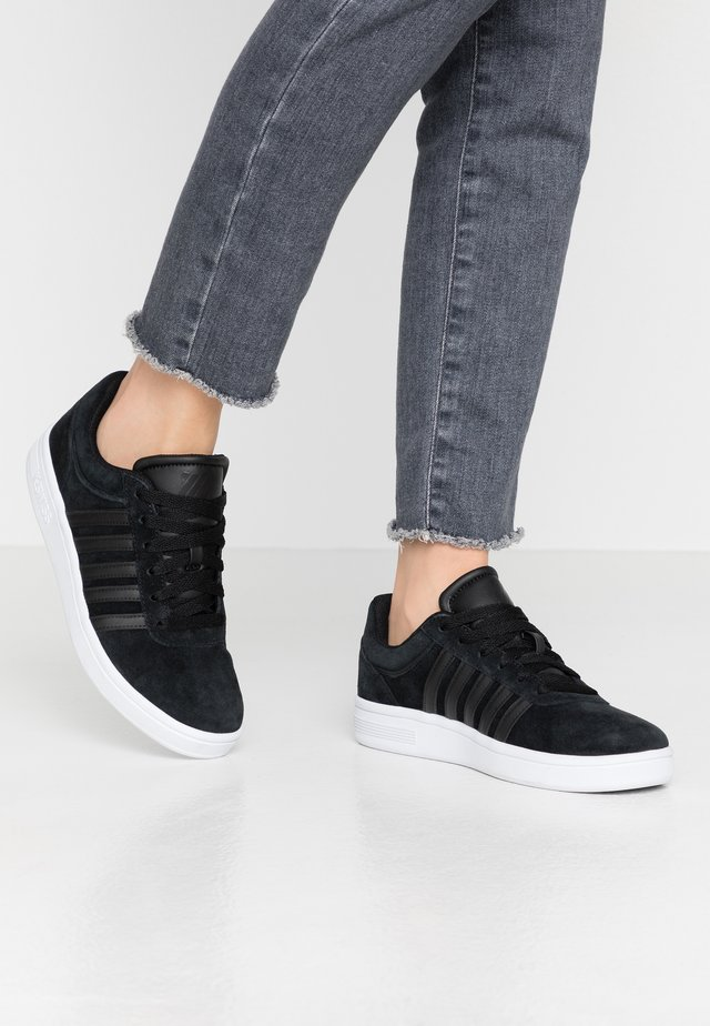 COURT CHESWICK  - Sneakers laag - black/white
