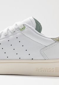 K-SWISS - COURT FRASCO - Zapatillas - seafoam green/snow white - 2