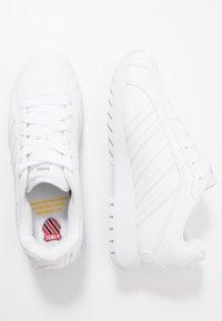 K-SWISS - VERSTAD - Zapatillas - white - 3