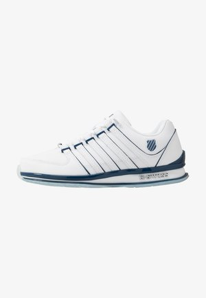 RINZLER - Sneaker low - white/poseidon/ice
