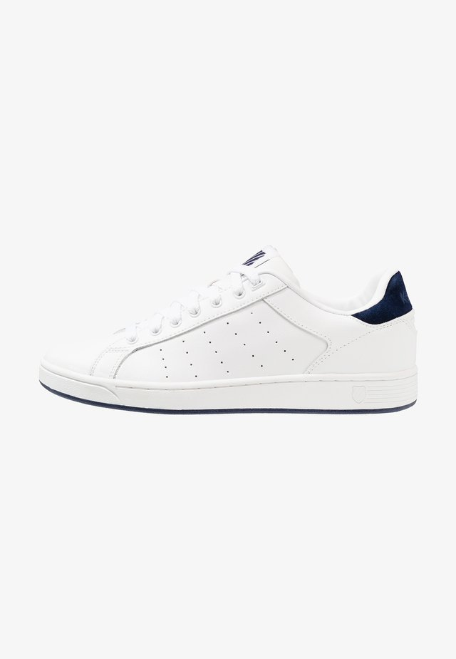 CLEAN COURT  - Sneakers laag - white
