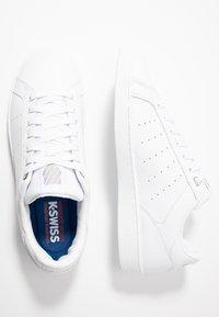 K-SWISS - CLEAN COURT  - Joggesko - white/gull gray - 1