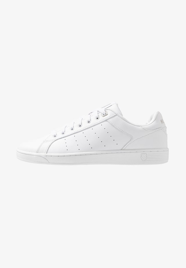 CLEAN COURT  - Sneakers laag - white/gull gray