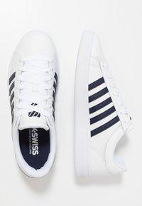K-SWISS - COURT WINSTON - Sneakers laag - white/navy - 1