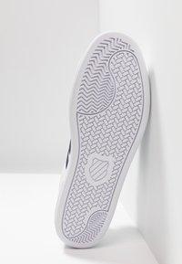 K-SWISS - COURT WINSTON - Sneakers laag - white/navy - 4