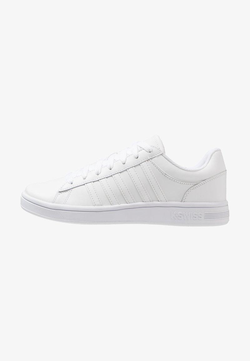 K-SWISS - COURT WINSTON - Sneakers laag - white