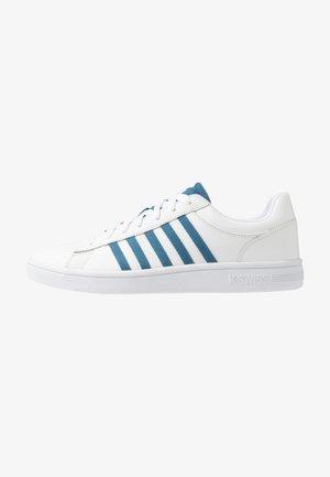 COURT WINSTON - Sneaker low - white/blue heaven