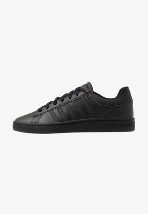 COURT WINSTON - Sneakers basse - black