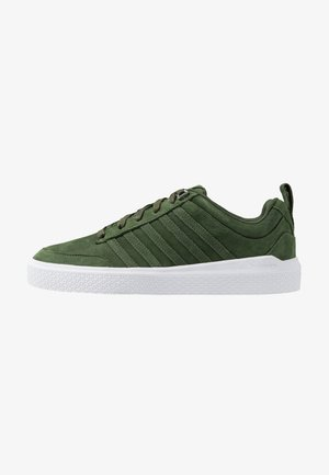 DEVYN - Sneakers laag - rifle green/white