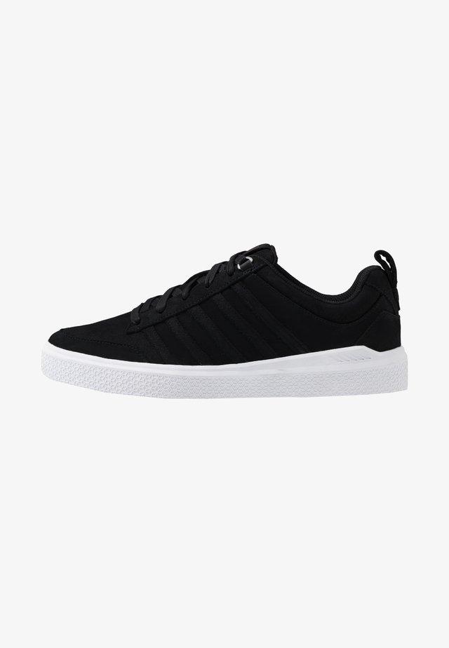 DEVYN - Sneaker low - black/white