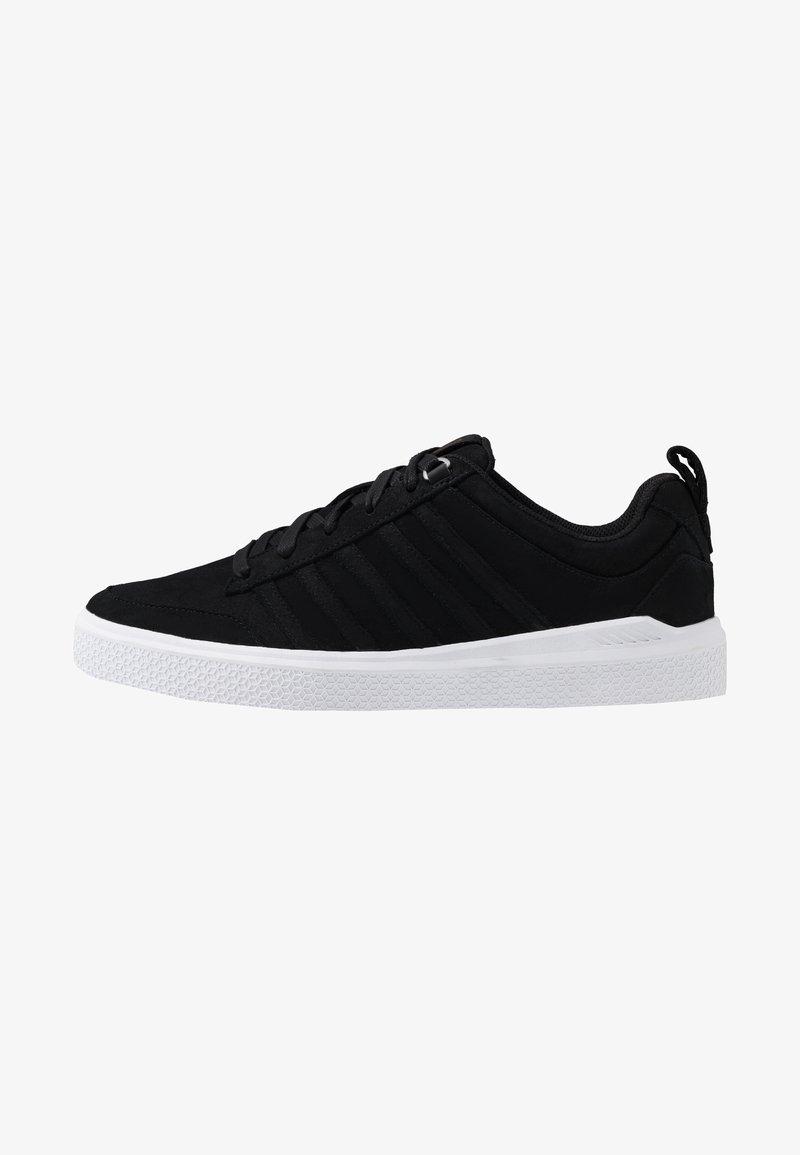 K-SWISS - DEVYN - Sneaker low - black/white