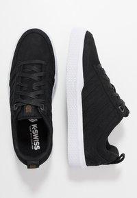 K-SWISS - DEVYN - Sneakers basse - black/white - 1