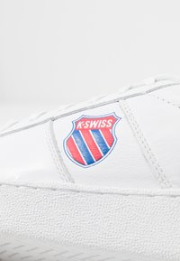K-SWISS - COURT CASAL - Sneaker low - white - 5