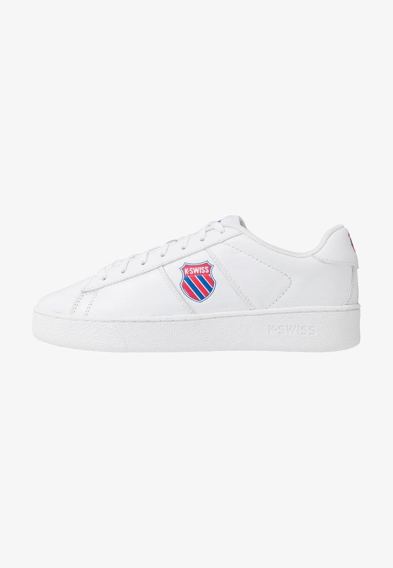 K-SWISS - COURT CASAL - Sneakersy niskie - white