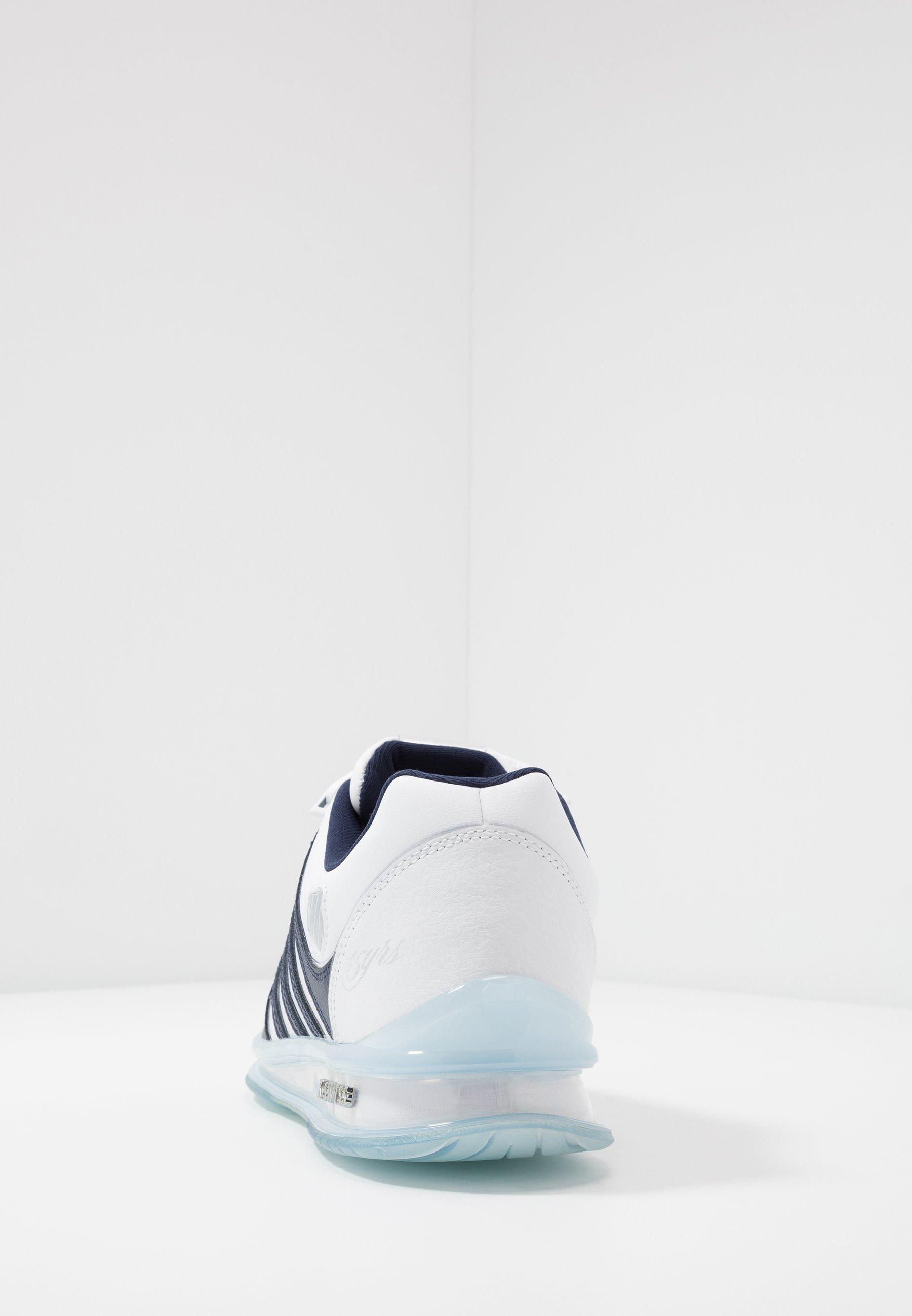 K-swiss Rinzler 15 Yrs - Baskets Basses White/navy/crystal Clear
