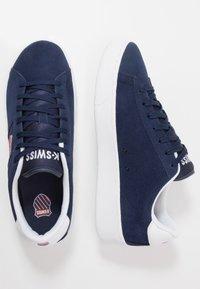 K-SWISS - COURT CASAL  - Joggesko - navy/white - 1
