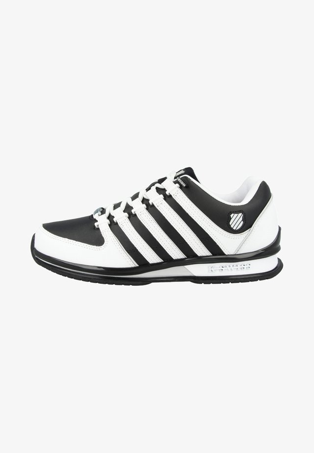 RINZLER SP - Sneakers laag - black/white/gull gray