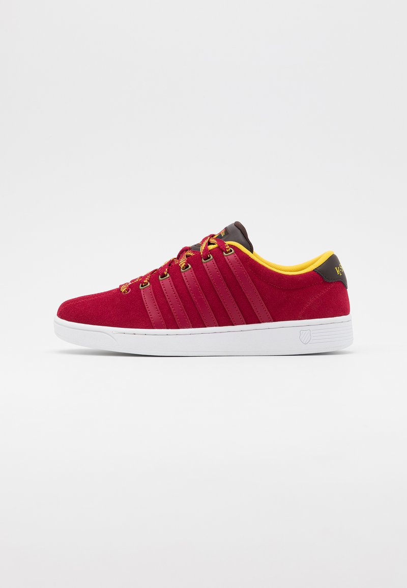 K-SWISS - COURT PRO II CMF X HARRY POTTER - Trainers - red