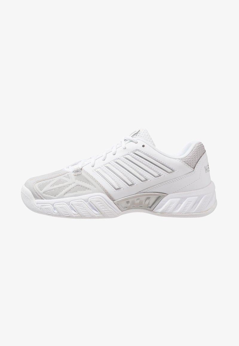 K-SWISS - DAMEN BIGSHOT LIGHT 3 CARPET - Carpet court tennis shoes - weiß