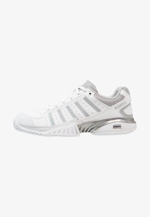 RECEIVER IV - Multicourt tennis shoes - white/highrise