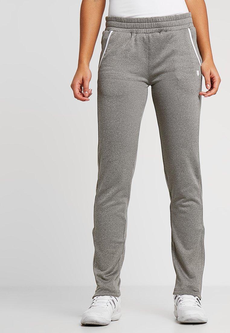 K-SWISS - HYPERCOURT PANT - Tracksuit bottoms - light grey melange