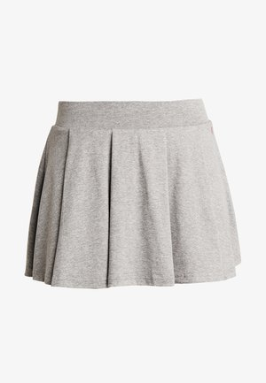 HYPERCOURT SKIRT - Sports skirt - light grey melange