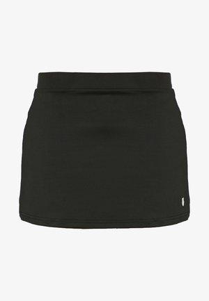 HYPERCOURT EXPRESS SKIRT - Spódnica sportowa - limo black