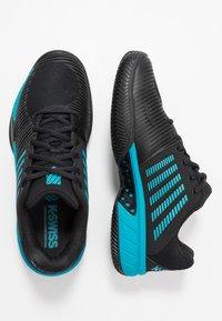 K-SWISS - EXPRESS LIGHT 2 HB - Clay court tennissko - black/algiers blue - 1