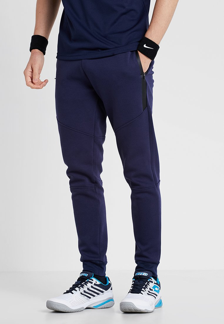 K-SWISS - HYPERCOURT PANT - Tracksuit bottoms - navy