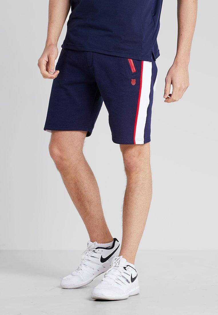 K-SWISS - SHORT STRIPE - Sports shorts - navy