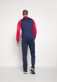 K-SWISS - HERITAGE SPORT TRACKSUIT JACKET - Training jacket - navy/red - 2