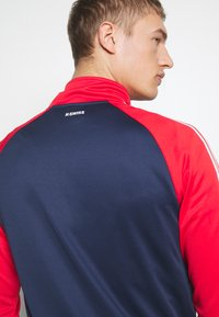 K-SWISS - HERITAGE SPORT TRACKSUIT JACKET - Training jacket - navy/red - 5