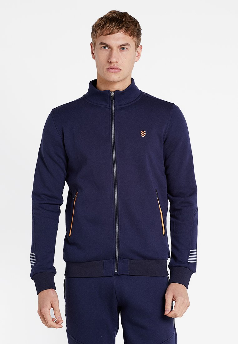 K-SWISS - HYPERCOURT  - Zip-up hoodie - navy