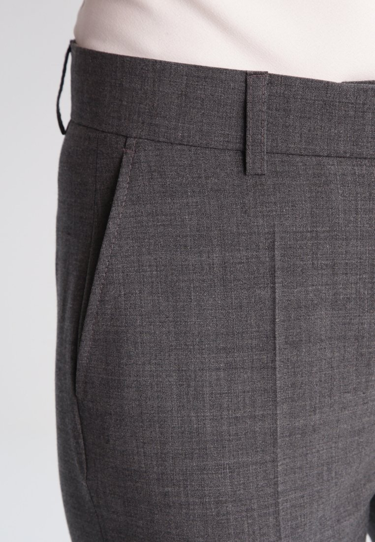 Karen by Simonsen SYDNEY  - Pantaloni - grey melange