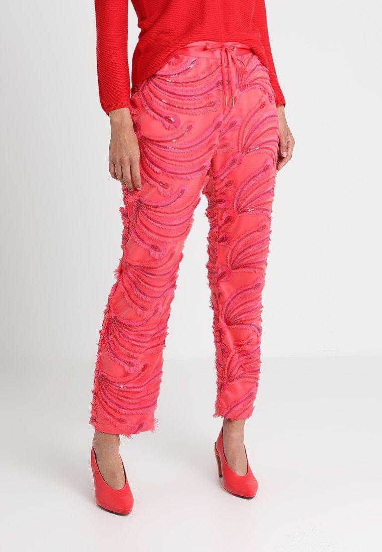 Karen by Simonsen - DREAM PANTS - Trousers - paradise pink