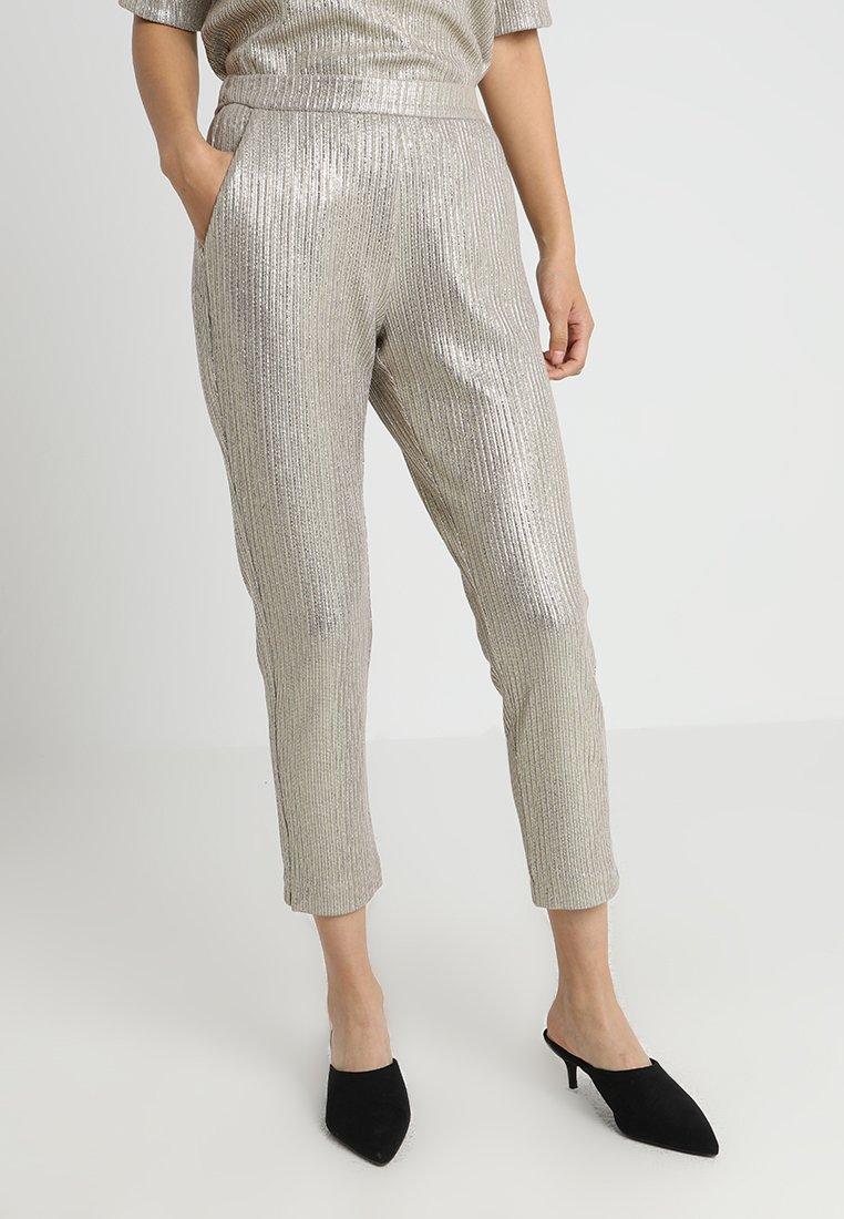 Karen by Simonsen - FIFI PANTS - Trousers - champagne