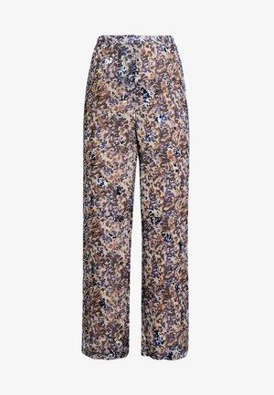 ISABELLA PANTS - Pantalon classique - blue