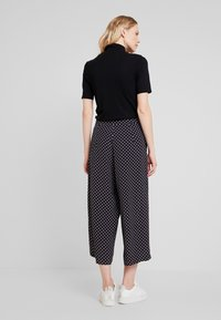 Karen by Simonsen - KAWAI CULOTTE PANTS - Trousers - night sky - 2