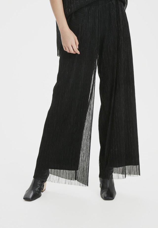 OMINOKB - Pantalon classique - black