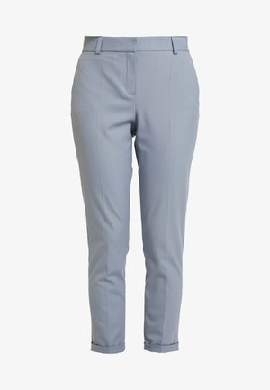 SYDNEY CIGARETTE PANTS - Trousers - blue bone