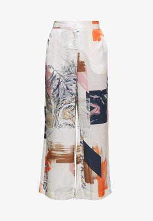 ANNIEKB PANTS - Kalhoty - egret