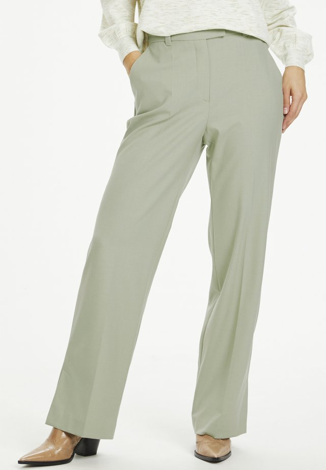SYDNEYKB  - Pantaloni - celadon